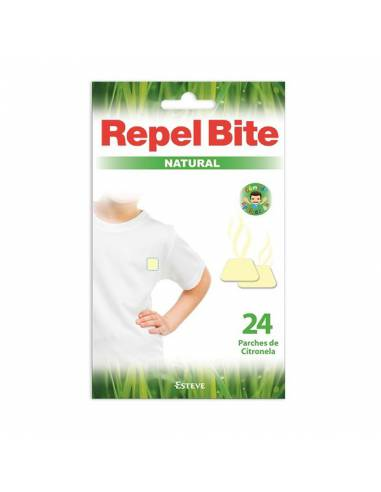 REPEL BITE PARCHES 24 UNI