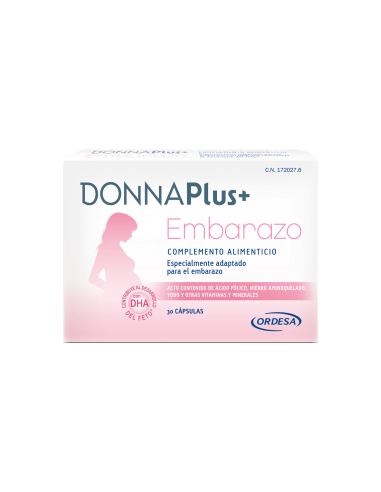 DONNA PLUS EMBARAZO 30 CAPS