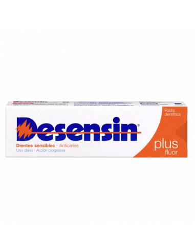 DESENSIN PLUS PASTA DENTAL 125ML