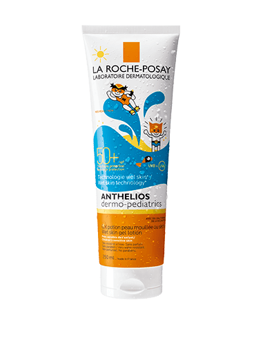 LA ROCHE POSAY ANTHELIOS NIÑOS WET SKIN 250 ML