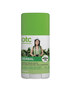 OTC ANTIMOSQUITOS HERBAL BARRA 100 ML.