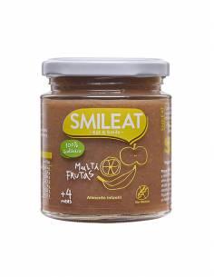 SMILEAT BABY POTITO MULTIFRUTAS 130 GR