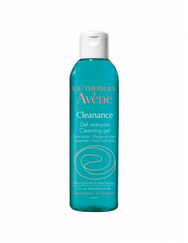 AVENE CLEANANCE GEL LIMPIADOR 100 ML