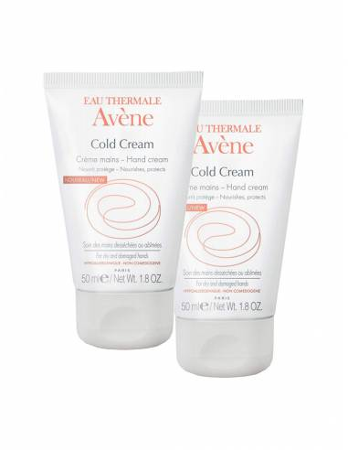 AVENE DUPLO CREMA MANOS COLD CREAM