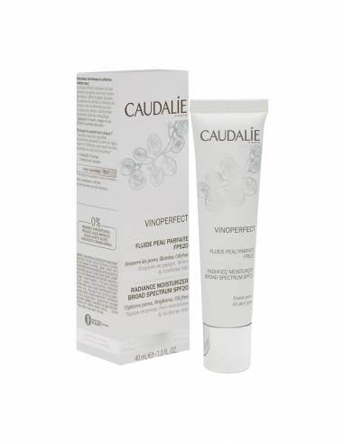 CAUDALIE VINOPERFECT FLUIDO PIEL PERFECTA SPF20 40 ML