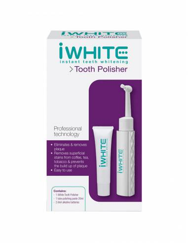 IWHITE DENTAL POLISHER