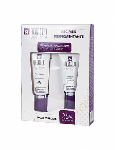 NEORETIN GEL CREMA + SERUM PACK