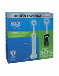 ORAL-B VITALITY DUPLO CROSS ACTION
