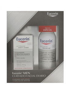 EUCERIN MEN CUIDADO FACIAL DIARIO PACK