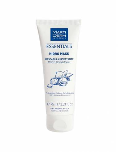 MARTIDERM HIDRO MASCARILLA PIEL NORMAL/SECA 75 ML