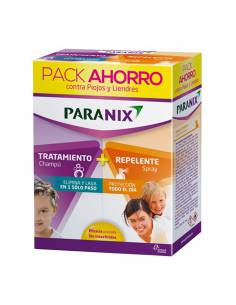 PARANIX PACK DUO CHAMPU Y PROTEC 200 ML + 100 ML