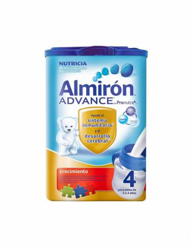 ALMIRÓN ADVANCE 4 CON PRONUTRA 800 G
