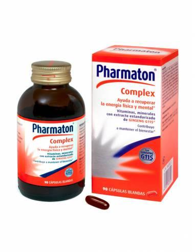 PHARMATON COMPLEX CAPSULAS 90 COMPRIMIDOS