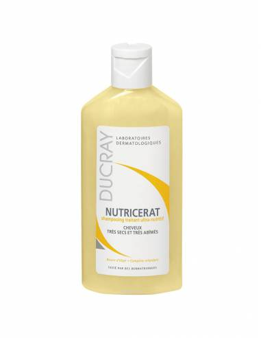 DUCRAY NUTRICERAT CHAMPU MUY SECOS 200 ML.