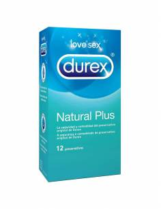 PROFIL DUREX NATURAL PLUS 12U