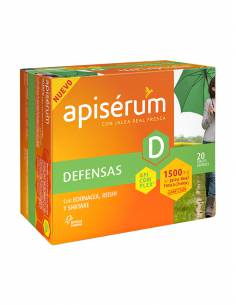 APISERUM DEFENSAS VIAL BEBIBLE 20 VIALES