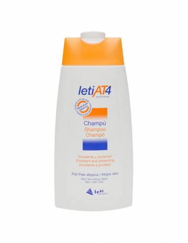 LETI AT-4 CHAMPU 250 ML.