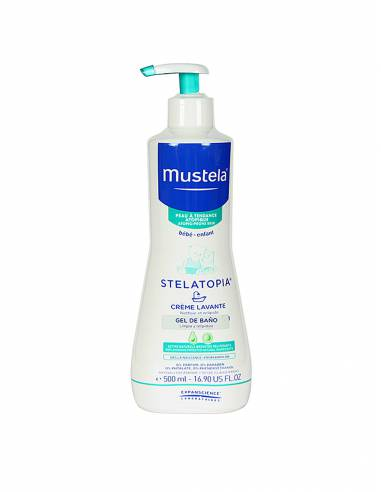 MUSTELA STELATOPIA GEL DE BAÑO 500 ML