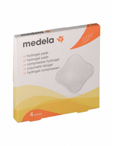 MEDELA PARCHES DE HIDROGEL 4 U