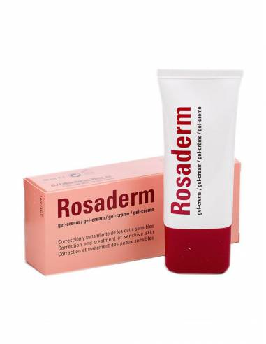 ROSADERM GEL CREMA 30 ML