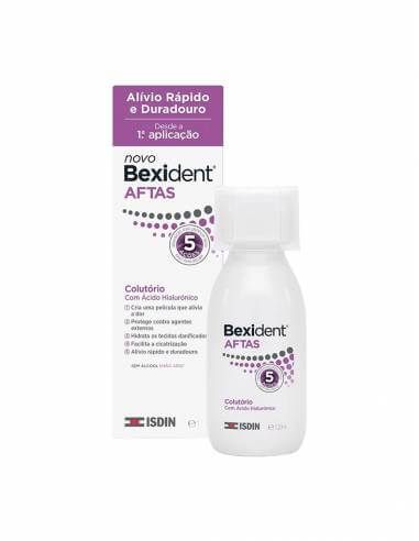 ISDIN BEXIDENT AFTAS COLUTORIO 120 ML
