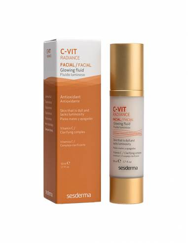 SESDERMA C VIT FLUIDO LUMINOSO 50 ML