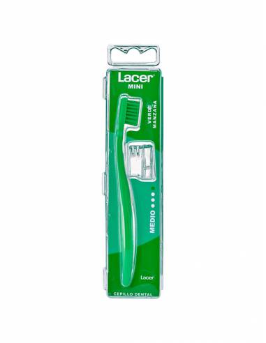LACER MINI CEPILLO DENTAL MEDIO