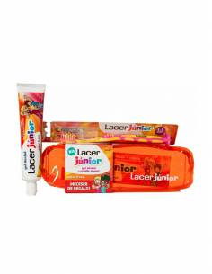 LACER PACK LACER JUNIOR FRESA CEPILLO + PASTA