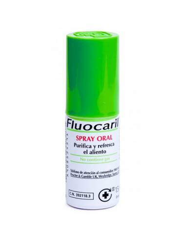 FLUOCARIL SPRAY ORAL PURIF Y REFRES DEL ALIENTO