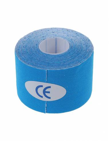 LLOPAR TAPE VENDAJE NEUROMUSCULAR COLOR AZUL