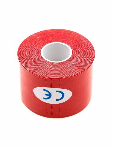 LLOPAR TAPE VENDAJE NEUROMUSCULAR COLOR ROJO