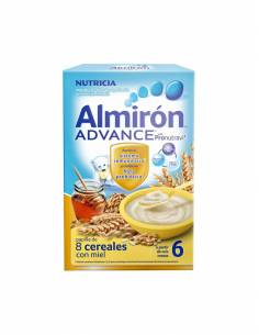 ALMIRON ADVANCE 8 CEREALES MIEL 600GR