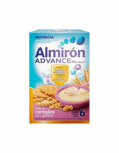 ALMIRON ADVANCE CEREALES GALLETA 500GR