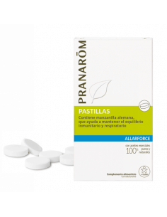 PRANAROM ALLERGOFORCE 21 PASTILLAS