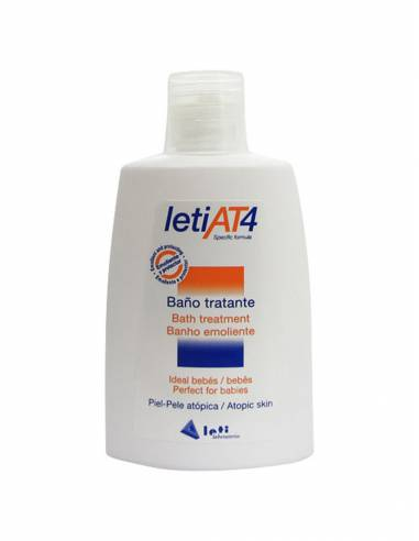 LETI AT-4 BAÑO TRATANTE 200ML.