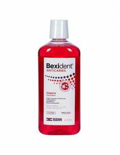ISDIN BEXIDENT ANTICARIES COLUTORIO 500 ML