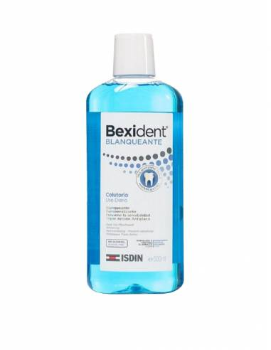 BEXIDENT BLANQUEANTE COLUTORIO 500 ML