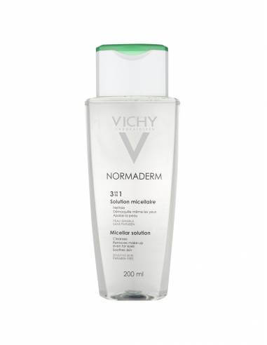 VICHY NORMADERM SOLUCION MICELAR 200ML