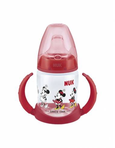 NUK BIBERON ENTRENA MICKEY MOUSE 150 ML