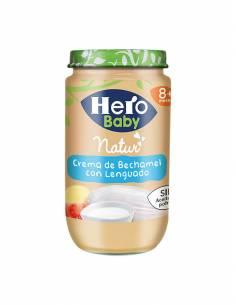 HERO BABY PEDIALAC LENGUADO CON BECHAMEL HERO BABY 235 G