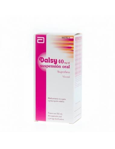 DALSY 40 MG/ML SUSPENSION ORAL 30 ML