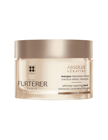 RENÉ FURTERER ABSOLUE KERATINE MASCARILLA CABELLO FINO 200 ML