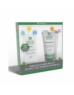 BIRETIX DÚO GEL ANTI-IMPERFECCIONES 30 ML + BIRETIX GEL LIMPIADOR 150 ML PACK