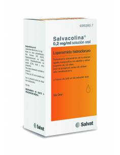 SALVACOLINA 0,2 MG/ML SOLUCIÓN ORAL 100 ML