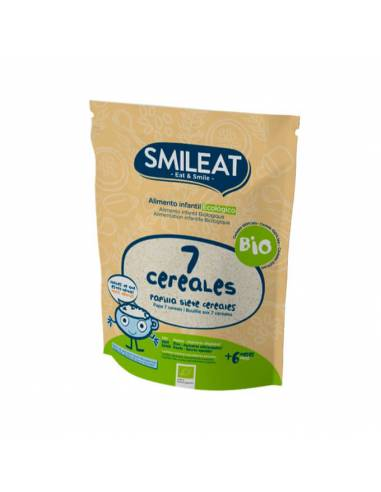SMILEAT PAPILLA 7 CEREALES 200 G