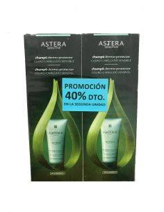 RENÉ FURTERER ASTERA SENSITIVE CHAMPÚ DUPLO 2 X 200 ML