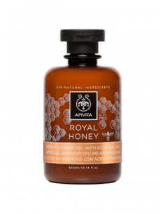 APIVITA GEL DE BAÑO ROYAL HONEY 300 ML