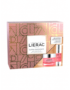 LIERAC SUPRA RADIANCE GEL-CREMA 50 ML + REGALO SÉRUM CONTORNO DE OJOS 15 ML PACK