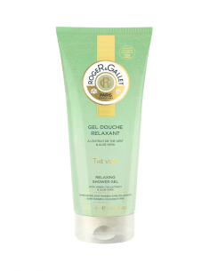 ROGER & GALLET GEL DUCHA TÉ VERDE 200 ML