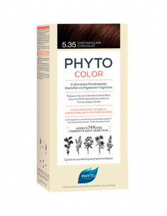PHYTO COLOR 5.35 CASTAÑO CHOCOLATE CLARO